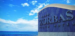 Zorbas Beach Hotel, Hotely  Tigaki - big - 43