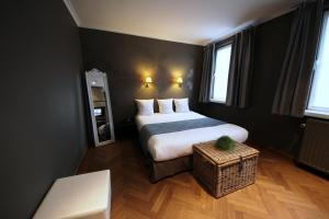 Hotel Astoria Gent, Отели  Гент - big - 5