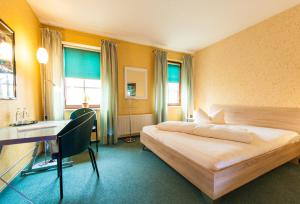 Garni-Hotel An der Weide, Hotels  Berlin - big - 8