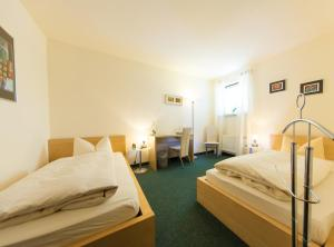 Garni-Hotel An der Weide, Hotels  Berlin - big - 18