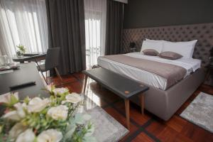 Solun Hotel & SPA, Hotels  Skopje - big - 24