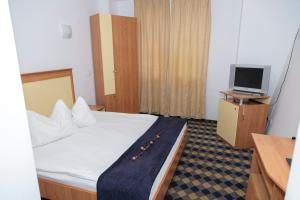 Plus Hotel, Hotely  Craiova - big - 14