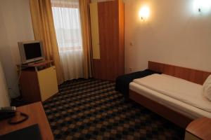 Plus Hotel, Hotely  Craiova - big - 9