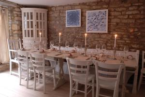 Wild Thyme Restaurant with Rooms, Bed and Breakfasts  Chipping Norton - big - 16