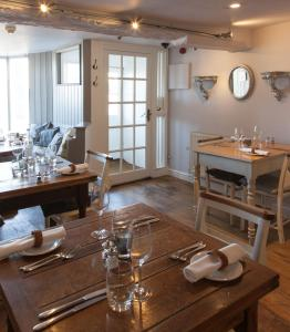 Wild Thyme Restaurant with Rooms, Bed and Breakfasts  Chipping Norton - big - 14