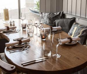 Wild Thyme Restaurant with Rooms, Bed and Breakfasts  Chipping Norton - big - 13