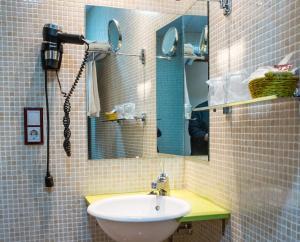 Hotel Tibur, Hotels  Saragossa - big - 21