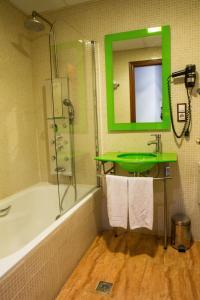 Hotel Tibur, Hotely  Zaragoza - big - 19