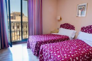 Hotel Tibur, Hotels  Saragossa - big - 82