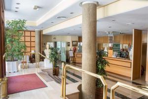 Hotel Tibur, Hotels  Saragossa - big - 80