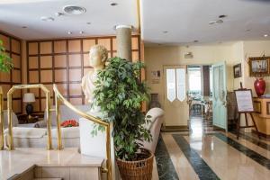 Hotel Tibur, Hotely  Zaragoza - big - 78