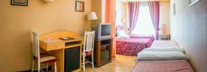 Hotel Tibur, Hotels  Saragossa - big - 69