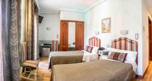 Hotel Tibur, Hotels  Saragossa - big - 68