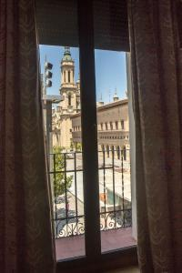 Hotel Tibur, Hotels  Saragossa - big - 63