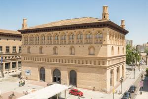 Hotel Tibur, Hotels  Saragossa - big - 62