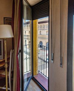 Hotel Tibur, Hotels  Saragossa - big - 61