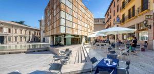 Hotel Tibur, Hotels  Saragossa - big - 59
