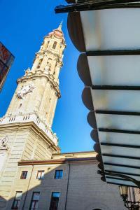 Hotel Tibur, Hotely  Zaragoza - big - 54