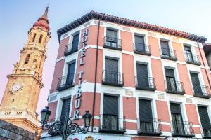 Hotel Tibur, Hotely  Zaragoza - big - 52