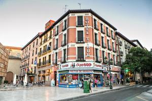 Hotel Tibur, Hotels  Saragossa - big - 46