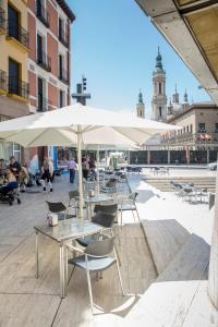 Hotel Tibur, Hotely  Zaragoza - big - 87