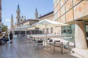 Hotel Tibur, Hotely  Zaragoza - big - 44