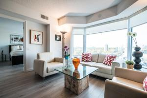 QuickStay - Luxury Executive in Yorkville (Yonge & Bloor), Apartmány  Toronto - big - 51