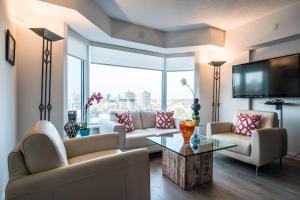 QuickStay - Luxury Executive in Yorkville (Yonge & Bloor), Apartmány  Toronto - big - 45