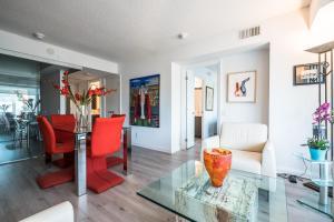 QuickStay - Luxury Executive in Yorkville (Yonge & Bloor), Apartmány  Toronto - big - 36
