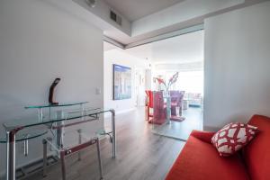 QuickStay - Luxury Executive in Yorkville (Yonge & Bloor), Apartmány  Toronto - big - 33