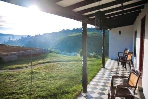Gregory Lake Inn, Penziony – hostince  Nuwara Eliya - big - 19