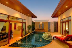 Les Palmares Villas, Курортные отели  Банг Тао Бич - big - 30