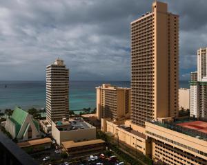 Tower 1 Suite 2210 at Waikiki