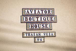 Aviator Boutique, Hotely  Otopeni - big - 115