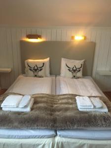 Sonfjällsgårdens Wärdshus & Hotell, Hotels  Hede - big - 5