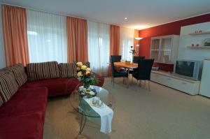 Albergo Haus Siegfried, Apartmanok  Xanten - big - 17