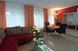 Albergo Haus Siegfried, Apartmanok  Xanten - big - 36