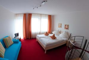 Albergo Haus Siegfried, Apartmanok  Xanten - big - 10