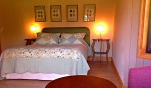 Hotel Salto del Carileufu, Hotely  Pucón - big - 103