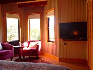 Hotel Salto del Carileufu, Hotely  Pucón - big - 227
