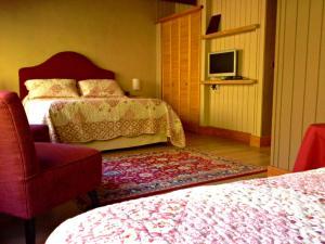 Hotel Salto del Carileufu, Hotely  Pucón - big - 98