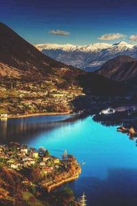 Hotel Azzurra, Hotels  Spinone Al Lago - big - 26