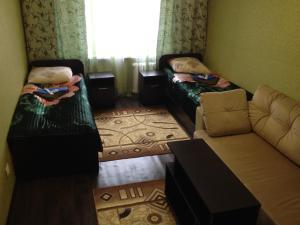 Rooms on Chubarova 4