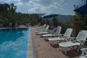 Il Falco del Cilento, Farm stays  Torchiara - big - 30