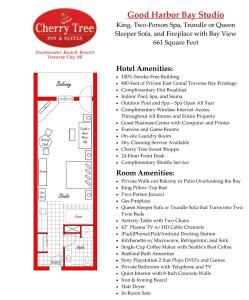 Cherry Tree Inn and Suites, Отели  Traverse City - big - 22
