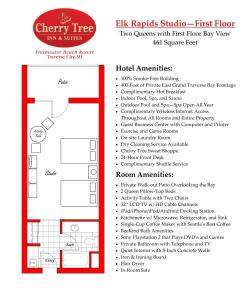 Cherry Tree Inn and Suites, Отели  Traverse City - big - 47