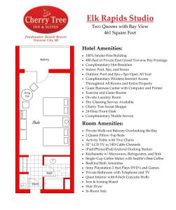 Cherry Tree Inn and Suites, Отели  Traverse City - big - 23