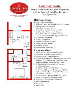 Cherry Tree Inn and Suites, Отели  Traverse City - big - 70