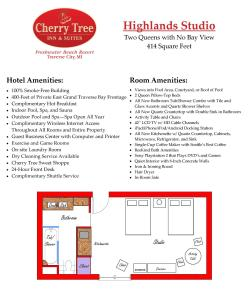 Cherry Tree Inn and Suites, Отели  Traverse City - big - 24