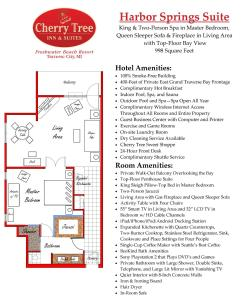 Cherry Tree Inn and Suites, Отели  Traverse City - big - 69